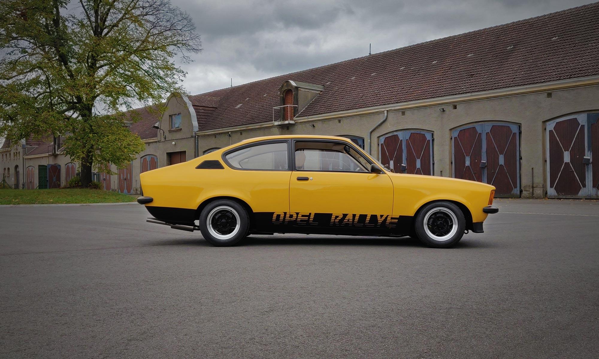 4R1B - Opel Kadett C